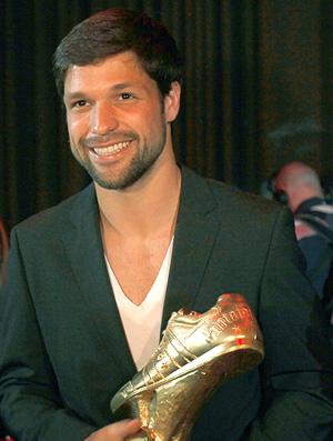 Diego é o jogador mais bem vestido da Alemanha