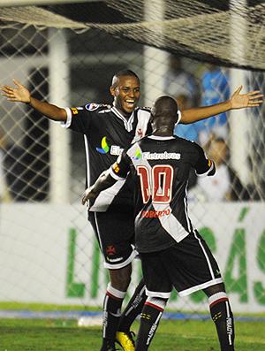 Eder gol Vasco x Grêmio
