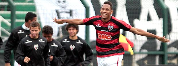 Marcão gol Atlético-GO