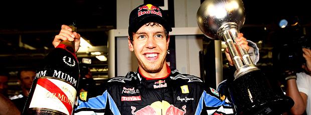 sebastian Vettel RBR do gp do japão suzuka