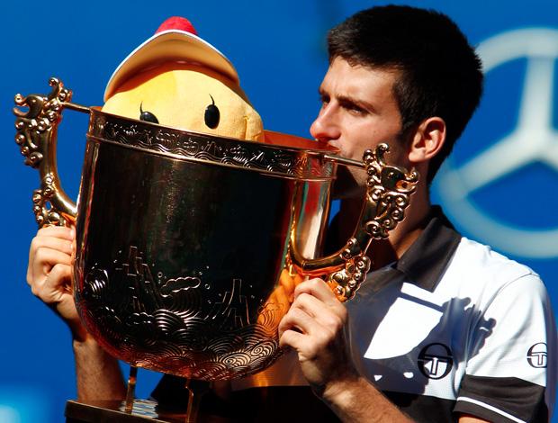 Djokovic campeão pequim