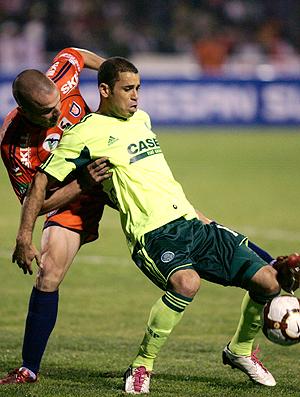 Aguirre Rivaldo Sucre x Palmeiras