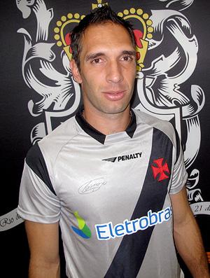 Fernando Prass goleiro Vasco 100 jogos