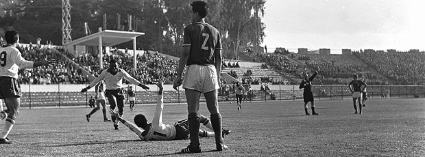 zagallo abraço pelé méxico 1962