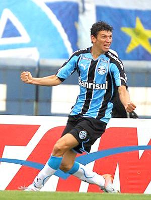 Viçosa gol Grêmio