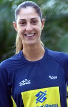 vôlei - perfil jogadoras seleção brasileira carol gattaz