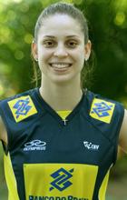 vôlei - perfil jogadoras seleção brasileira camila brait