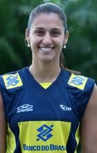 vôlei - perfil jogadoras seleção brasileira fabiana