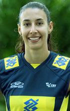 vôlei - perfil jogadoras seleção brasileira sheila