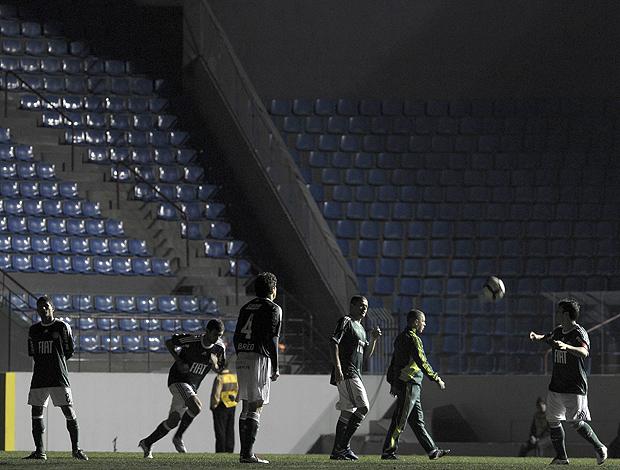 apagão Palmeiras x Sucre