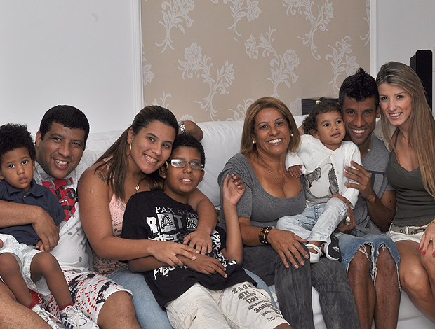 aniversário Léo Moura Flamengo