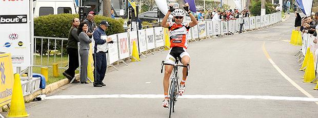 Gregolry Panizo volta ciclistica de São Paulo
