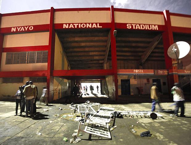 Estádio Nacional de Nyayo Quênia