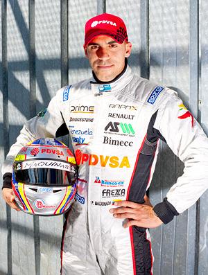 Pastor Maldonado, campeão da Fórmula GP2