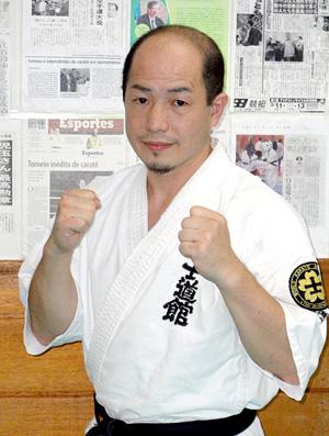 Mundial Feminino de Vôlei - Mestre Tetsuyoshi