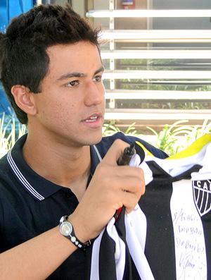 Goleiro Renan Ribeiro no Globoesporte