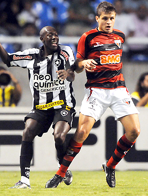 Somalia Botafogo x Atlético-GO