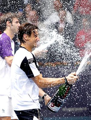 David Ferrer tênis Valência final