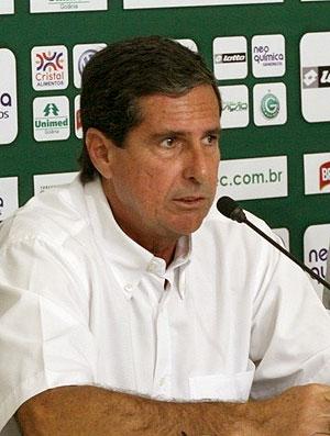 Artur Neto novo técnico do Goiás