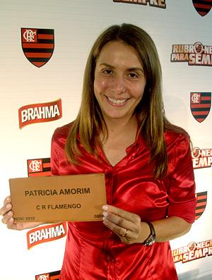 Projeto Flamengo - Rubro-negro para sempre - Patrícia Amorim Tijolo