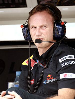 Christian Horner da RBR