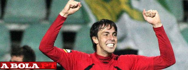 Digão irmão Kaká jogando no Penafiel