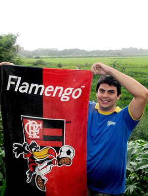terreno do flamengo em caxias