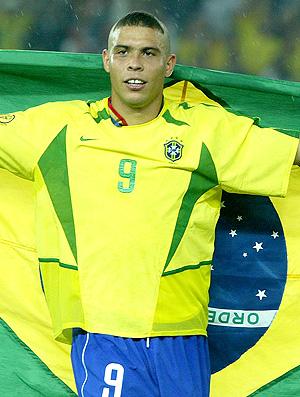 ronaldo brasil final da copa do mundo 2002 (Foto: Ivo Gonzalez / O Globo)