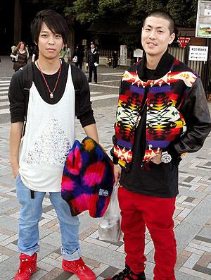 homens moda Tóquio Mundial de vôlei