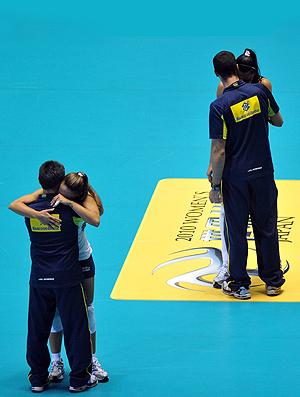 vôlei Brasil choro