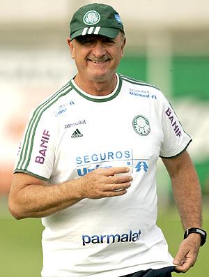 Scolari Felipão Palmeiras (Foto: Ag. Estado)