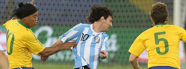 Brasil 0 x 0 Argentina: assista ao jogão (Mowa Press)