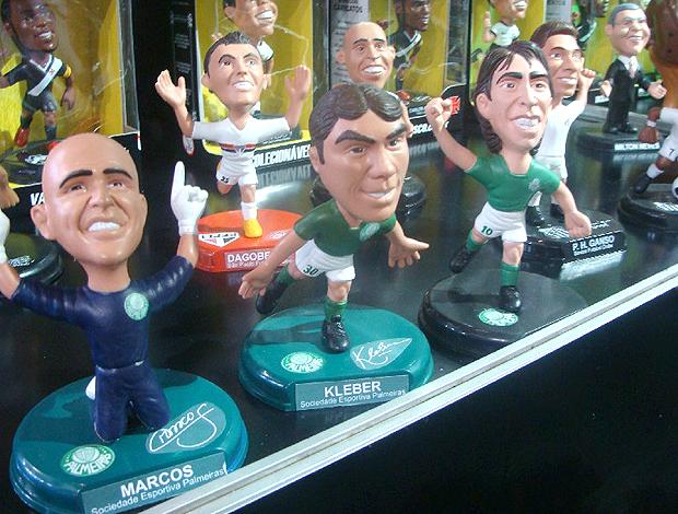 bonecos Palmeiras