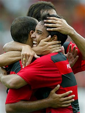 Flamengo x Cruzeiro 2004