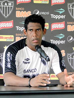Aranha goleiro do Atlético-MG
