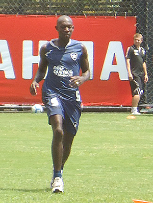 Somalia treino Botafogo