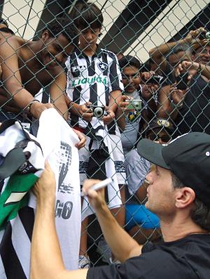 Tulio Maravilha camisa Botafogo