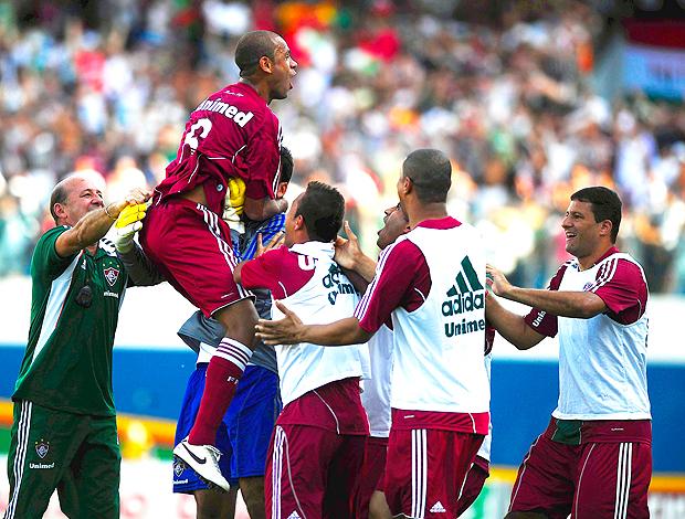 Carlinhos gol Fluminense