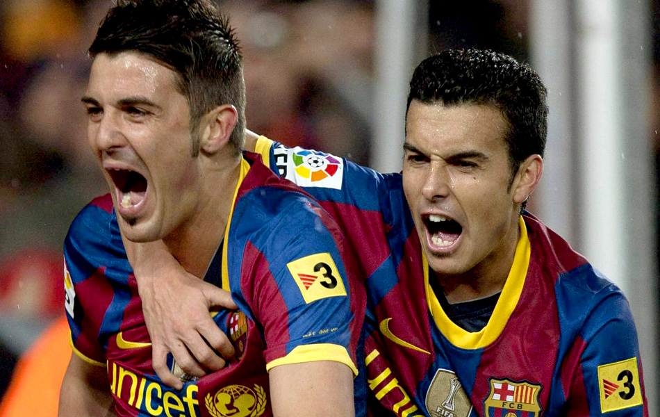  50:     DAVID VILLA 2011