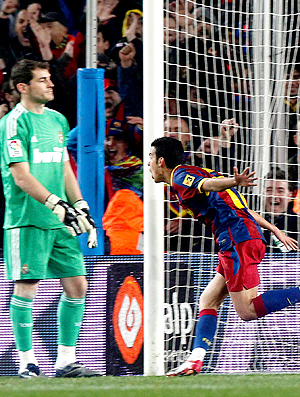pedro barcelona gol casillas ricardo carvalho real madrid