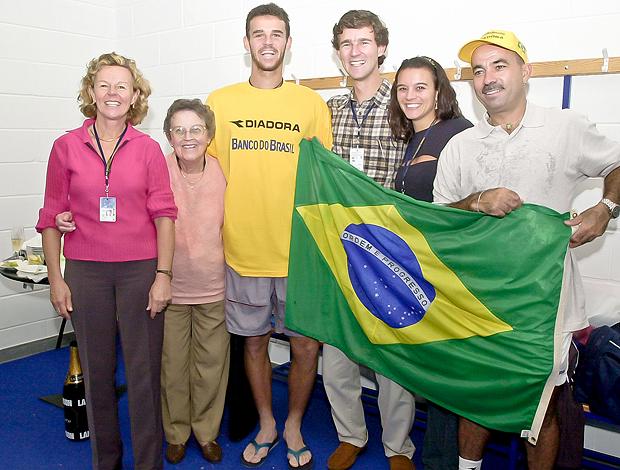 Gustavo Kuerten Guga tênis família Larri Lisboa NÃO USAR DEPOIS DE 11/12/10