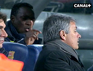 Diarra Mourinho Real Madrid Barcelona