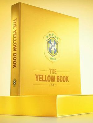 livro Seleção Brasileira CBF