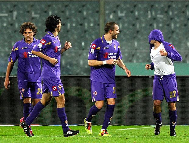 Marco Marchionni gol Fiorentina