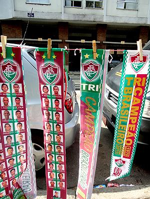 venda faixas fluminense bicampeão brasileiro