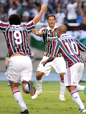 Emerson Fred Washington gol fluminense