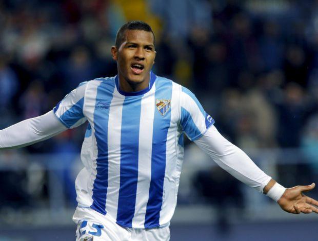 rondon comemora gol do malaga