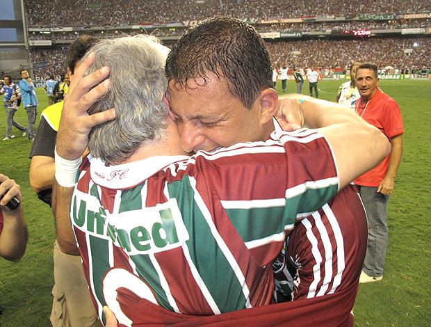 Washington Fluminense campeão