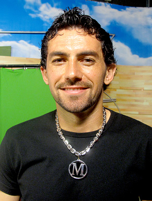 Ricardo Berna no Globo Esporte