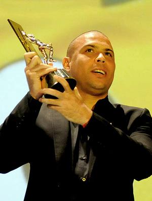 ronaldo, prêmio craque do brasileirão